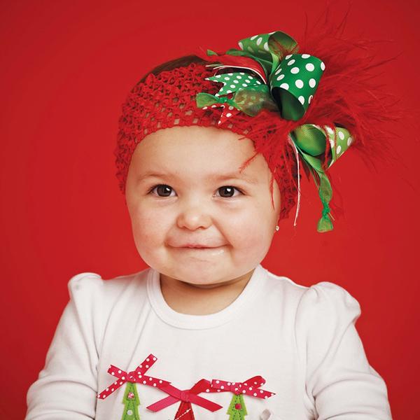 mudpie Christmas Headband 9e6b5d2a80d