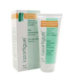 J.F. Lazartigue Treatment Cream Shampoo with Collagen