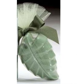 Sonoma Lavender GUEST SOAP, Leaf Shaped