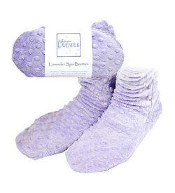 Sonoma Lavender - Lavender Spa Booties
