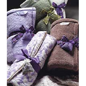 Sonoma Lavender Cuddle Throw- Green