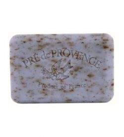 Pre de Provence Shea Butter Soap-Lavender with grains 250 g