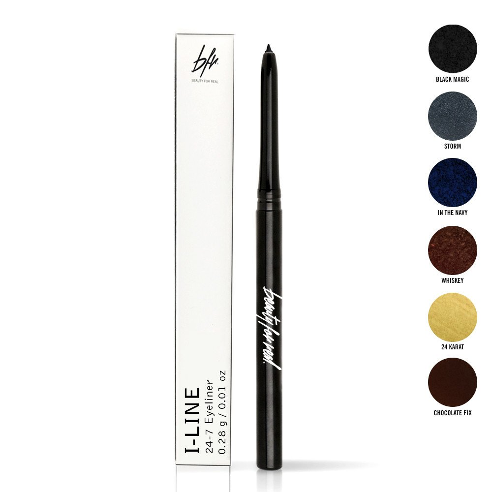 Beauty for Real I-Line Eyeliner - Katrinatique®